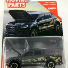 2020 Matchbox Moving Parts #4 2019 Ford Ranger in Camo Mint on Card