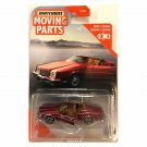 2020 Matchbox Moving Parts #9 1983 Buick Riviera Convertible in Red Metallic Mint on Card