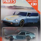 2020 Matchbox Moving Parts #13 1982 Datsun 280ZX in Blue Mint on Card