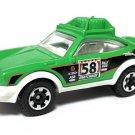 2020 Matchbox #66 '85 Porsche Rally in Green Loose
