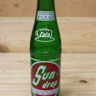 1950s Sun-Drop Golden Cola 9oz Returnable Bottle SD15