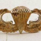 us vietnam war era REFERENCE metal badge badges air PARACHUTIST REISSUE WINGS C