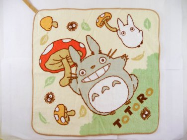 totoro blanket studio ghibli my neighbor cotton towel Anime hot cat bus catbus