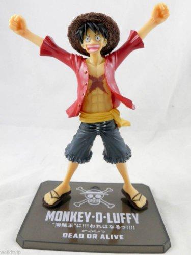 one piece figure FIGURES SET 1 PCS Monkey D LUFFY JAPAN COLLECTION figuarts hot