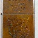 Vietnam War vintage cigarette cigarettes lighter lighters case 68 69 A 501 RATTL