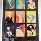 one piece WANTED voyage Luffy JAPAN anime poster NEW 1 NO X SET WALL R ZOLO hot