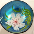 LACQUER GENUINE Coconut COCONUTS Shell COCO BOWL BOWLS Serving NEW COLLECTIBLE