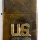 Vietnam War vintage cigarette cigarettes lighter lighters case 73 74 US bullet a