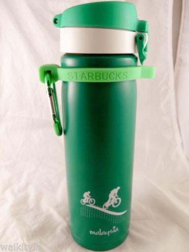 Starbucks Thermos Coffee Oz Stainless Steel Tumbler Thermo green ...