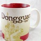 Starbucks doungguan City Mug China 16oz Coffee Cup Collector Series Mugs 16 Oz a