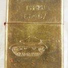 Vietnam War vintage cigarette cigarettes lighter lighters case 66 67 2D TANK HOT
