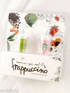 Starbucks Phone Dust Stopper Set 5mm Frappuccino Digital Mobile Plug Devices a 1