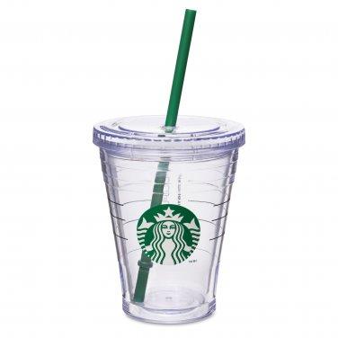 Cold Starbucks Tumbler 12 Oz Cup Coffee 12oz Holiday Travel Tea New Tall Lid a