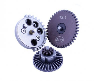 SHS Airsoft 13:1 Super High Speed Flat Gear Set AEG