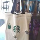 Bag Tote Starbucks New Canvas Limited Coffee Edition Lunch 2016 Handbag Reusable