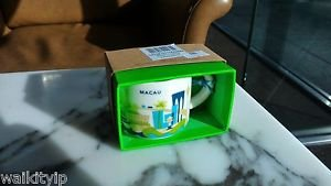 You Are Here Macau China cup mugs Starbucks Coffee YAH mug box ornaments a rare