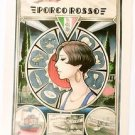 Porco Rosso Ghibli Studio Japan S F Miyazaki New Madame Gina Poster Old paper a