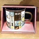 Starbucks Hong Kong 12 oz vintahe style mug mugs new release cup 2017 rare hot
