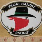 SKOAL BANDIT RACING DECAL OVAL
