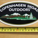 COPENHAGEN SKOAL OUTDOORS STICKER