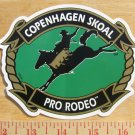 COPENHAGEN/SKOAL PRO-RODEO DECAL