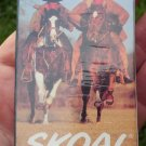 VINTAGE 1992 SKOAL BANDITS ON HORSES PLAYING CARDS NEW/SEALED