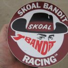 "SKOAL BANDIT RACING 6"" ROUND DECAL"