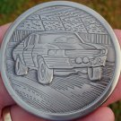 NEW/UNUSED COPENHAGEN LID DRAG CAR DESIGN NICE PEWTER COLOR