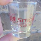US SMOKELESS TOBACCO/COPENHAGEN/SKOAL SHOT GLASS NEW