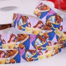 Disney Beauty and The Beast Printed Grosgrain Ribbon-DIY