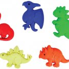 Dino Pets Novelty Buttons - Plastic Buttons