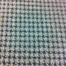 Taupe Plaid Wool Fabric / Sewing Craft Supplies / Suiting Fabric / Suitable for Jackets