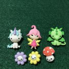 Fairy Tales Novelty Button/Sewing craft supplies/Unicorn/Party Supplies