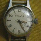 OLD PALLAS ANTIMAGNETIC WATERPROOF LADIES WATCH SWISS