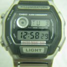 CASIO ALARM CHRONOGRAPH W-88H ILLUMINATOR WATCH