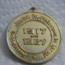 ASSOCIATION JEWISH EX-POLICEMEN ISRAEL MEDAL 1917-1967