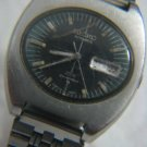 SEIKO DX AUTOMATIC 25 JEWELS ~ TV DIAL ~ CALENDAR MEN'S WATCH
