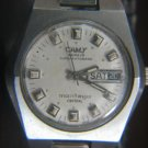 CAMY GENEVE SUPER AUTOMATIC MONTEGO CRYSTAL WATCH