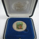 SEARCHERS FOR THE MESSIAH 999.9 SILVER MEDAL ISRAEL