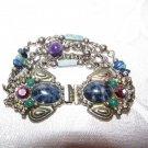 Gorgeous SORRELLI Lapis Lazuli Multi-stone Bracelet