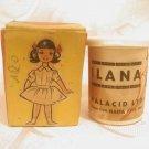 Vintage ILANA Fabric Whitens Israel 1960 New