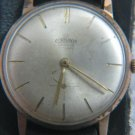 VINTAGE CORNAVIN GENEVE 17 JEWELS MEN'S WATCH SWISS
