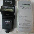 ACHIEVER TZ250 MULTI-DEDICATED SYSTEM FLASH & FILTERS