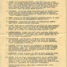10 RULES FOR JEWISH PALESTINE IMMIGRANTS VIENNA AUSTRIA