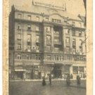1925 GRAND HOTEL IMPERIAL BUDAPEST PC TO INDONESIA