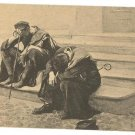 """""""EXHAUSTED JEWS"""" by L.PILICHOWSKI BERLIN PC CA 1900'S"""