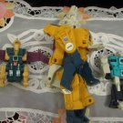 3 ~ Hasbro 1987 Takara Japan Transformers Abominus Cutthroat