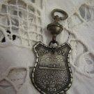 "S/S ARTZA ZIM Jewish Immigration Ship ""100th Voyage"" Solid Silver Charm Israel"