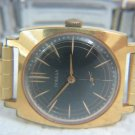 10MK GOLD PLATED VINTAGE POBEDA / VICTORY WINDING WATCH