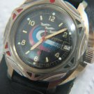 COMMANDER KOMANDIRSKIE AIR FORCE MILITARY DIVER WATCH